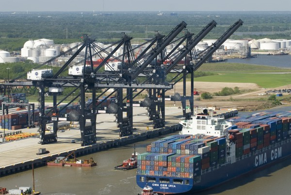 Houston Port