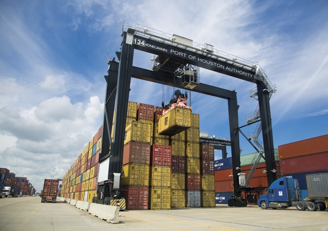 Ocean Freight Shipping Terms, Freight Rates & Shipment | Houston