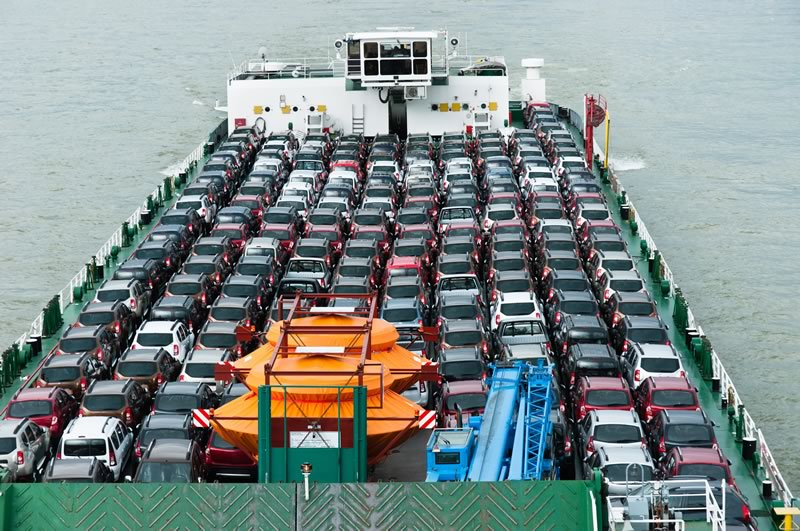 Vehicle Shipping