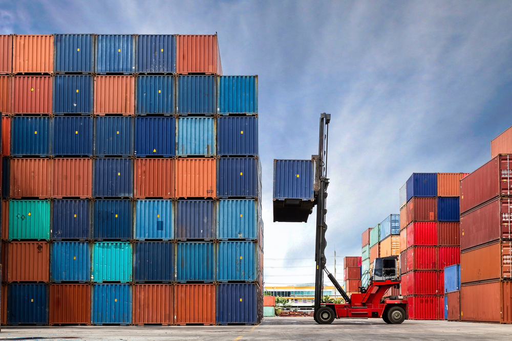 Container Shipping Worldwide - From and to Texas